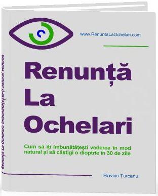 Cartea Renunta la Ochelari
