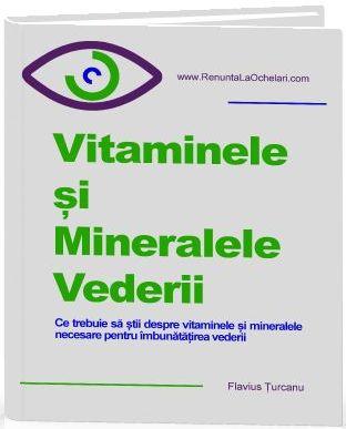 Vitaminele si Mineralele pentru Imbunatatirea vederii
